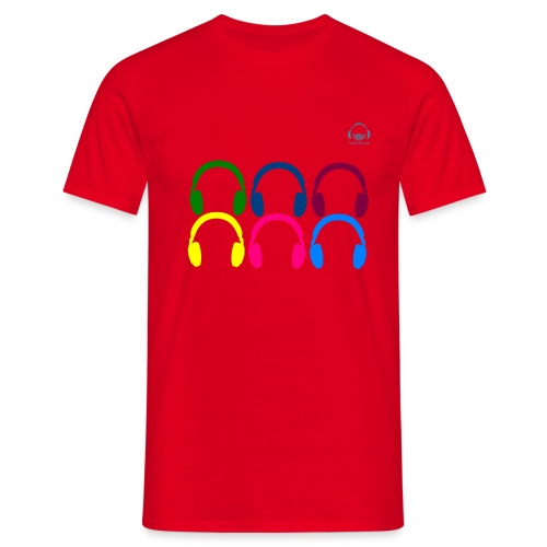 Headphones Tarifa - Camiseta hombre