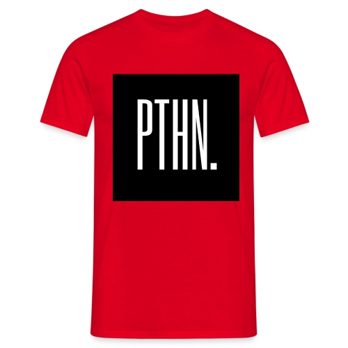 Panteon - Männer T-Shirt