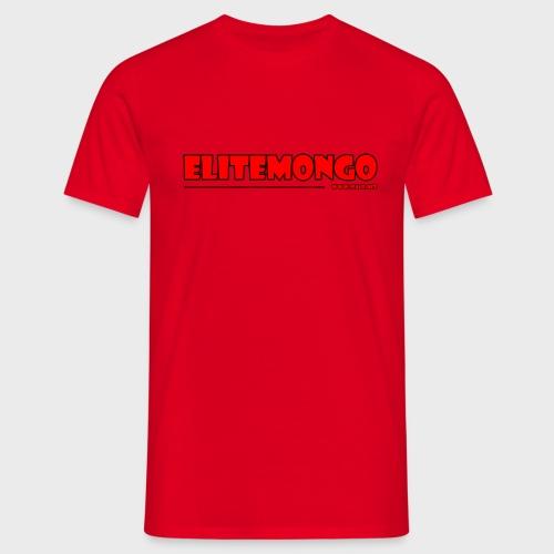 Elitemongo - Männer T-Shirt