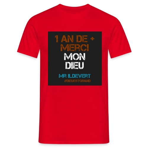 MMD - T-shirt Homme