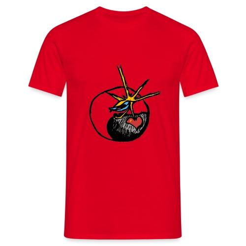 Mindfackt logo - Miesten t-paita