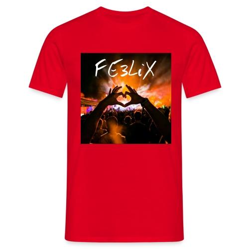 FE3LiX Logo. . g - Männer T-Shirt