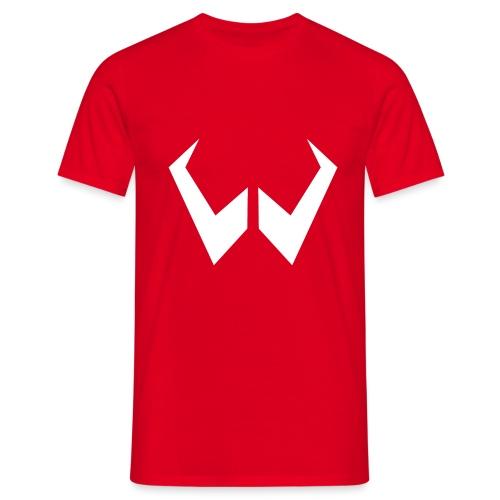 logo de without gravity pk - Camiseta hombre