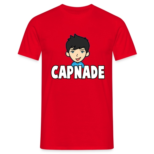 Basic Capnade's Products - Men's T-Shirt