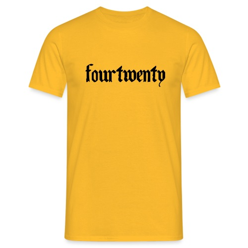 YARD fourtwenty - Mannen T-shirt
