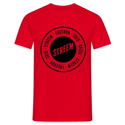 Kappe - Männer T-Shirt