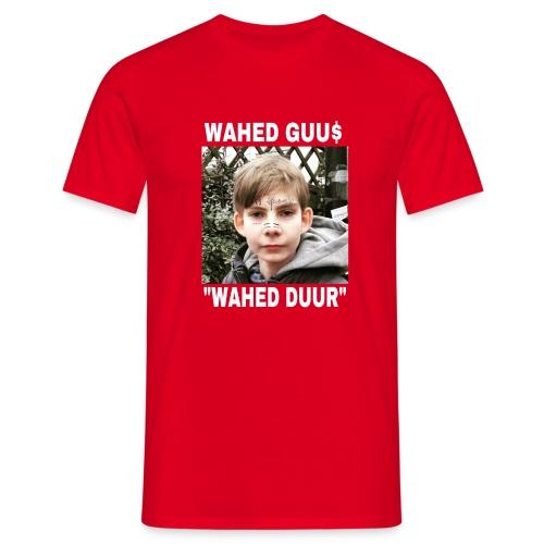 Wahed guu$ merch clitorisknaap - Mannen T-shirt