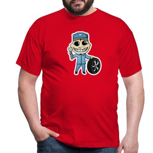 mech - Mannen T-shirt
