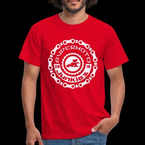 SM Junkies - Männer T-Shirt