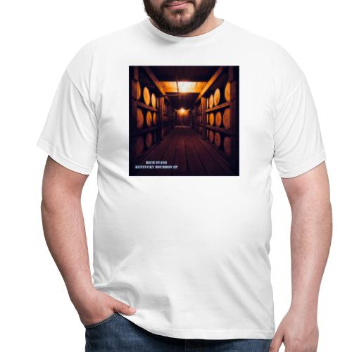Rich Evans - Kentucky Bourbon EP Cover - T-shirt herr