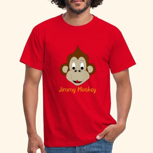 Jimmy Monkey - T-shirt Homme