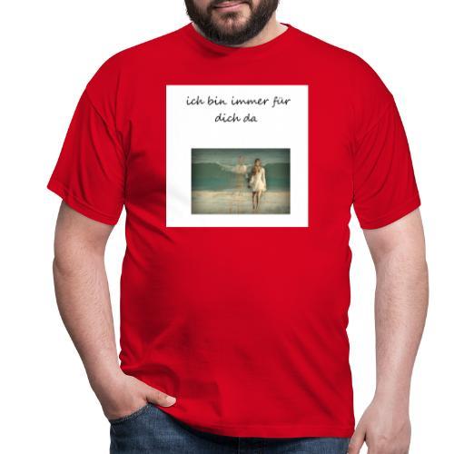 Verliebte - Männer T-Shirt