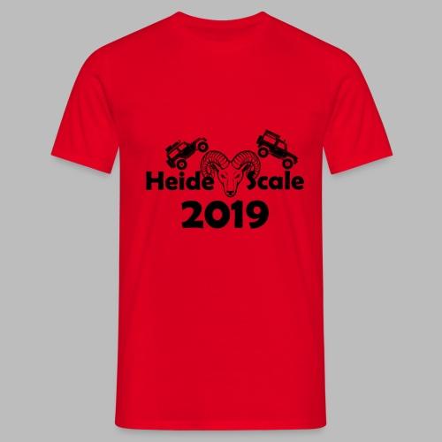 HeideScale 2019 - Männer T-Shirt