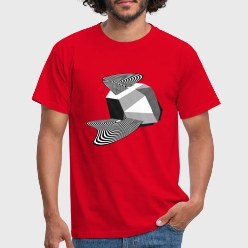 Sharp Curves - T-shirt Homme