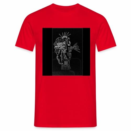 alieno - Maglietta da uomo