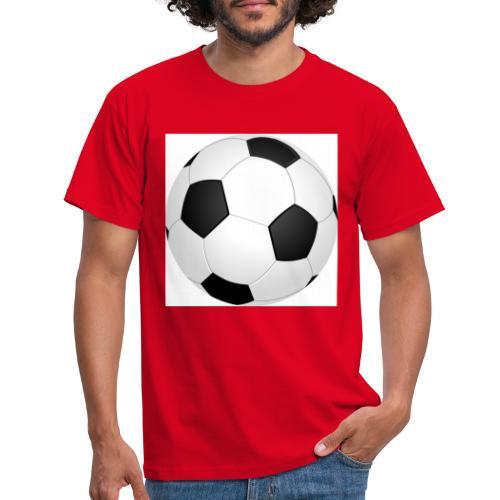 Fussball3 - Männer T-Shirt