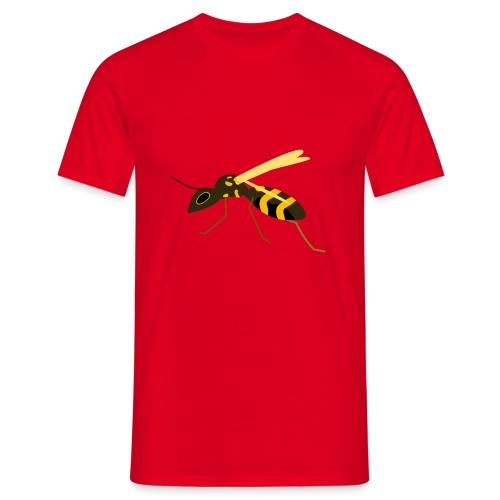 OWASP Juice Shop Evil Wasp - Männer T-Shirt