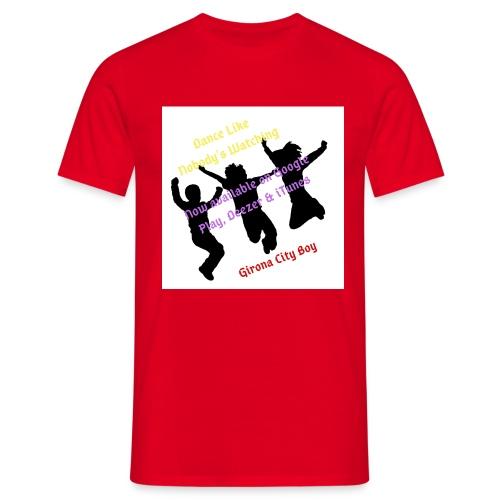 Dance3 - Camiseta hombre