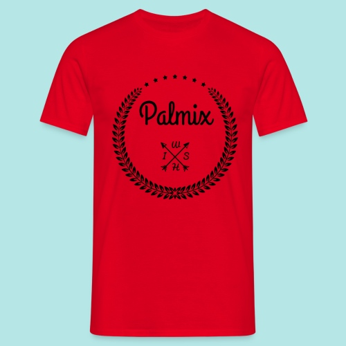 Palmix_wish cap - Men's T-Shirt