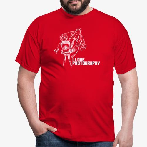 Photography 008 - Camiseta hombre