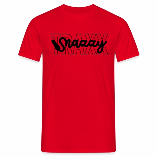 Snazzy Traxx - Men's T-Shirt