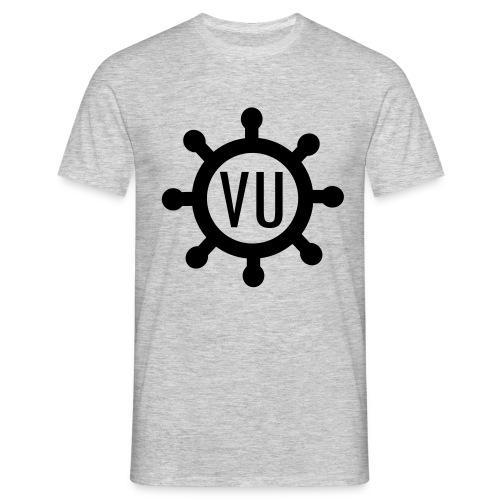 CRONA VU CIRCLE - Herre-T-shirt