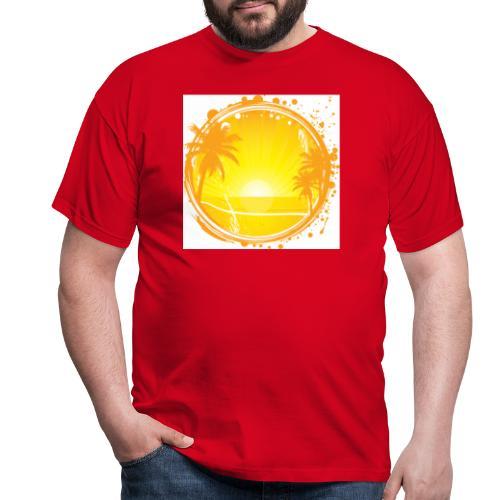 Sunburn - Men's T-Shirt
