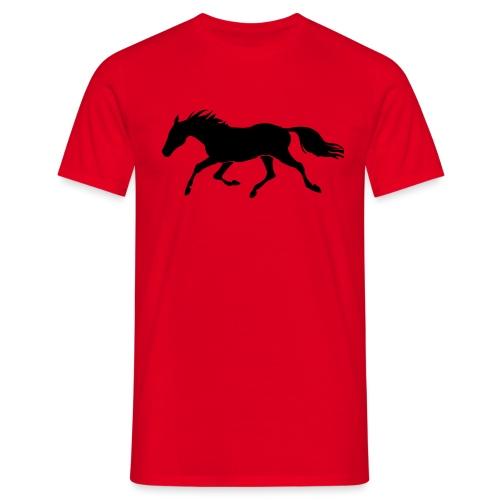 Cavallo - Maglietta da uomo