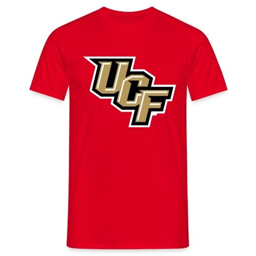 UCF Logo - Männer T-Shirt