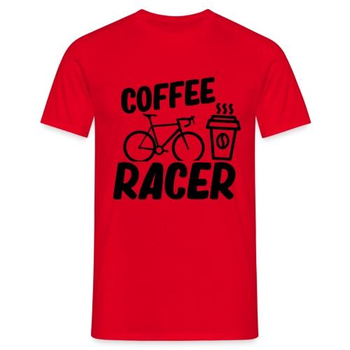 Coffee Racer - Männer T-Shirt