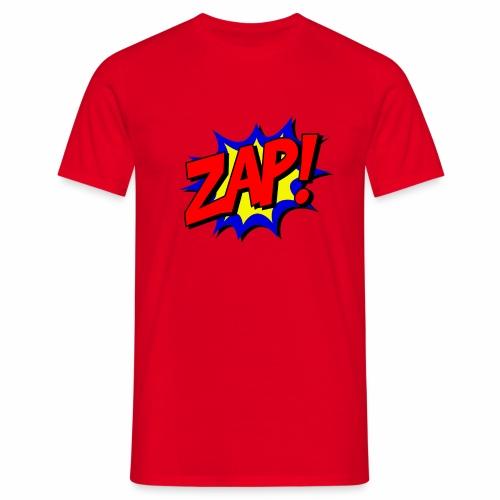ZAP! - Männer T-Shirt