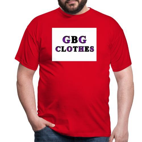 GBG CLOTHES - T-shirt herr