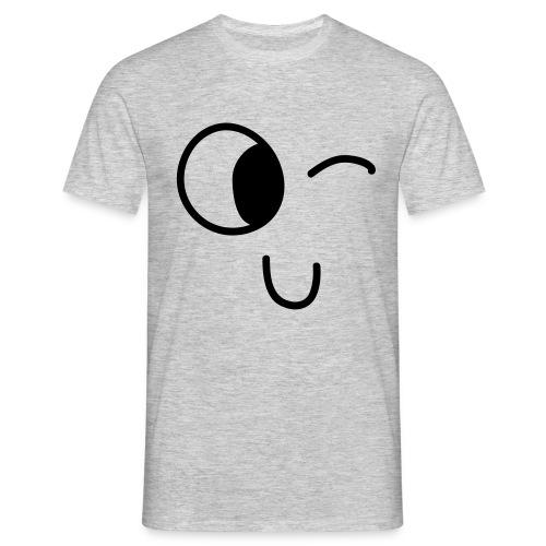 Jasmine's Wink - Mannen T-shirt