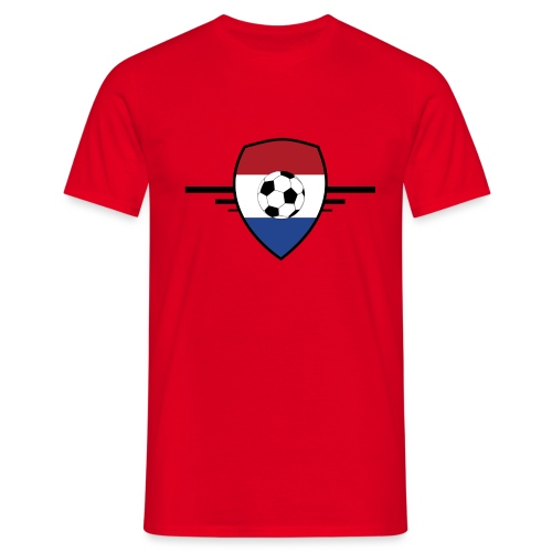Holland Football - T-shirt Homme