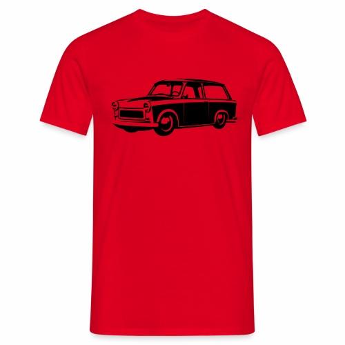 Trabant 601 Kombi Tuning - Men's T-Shirt