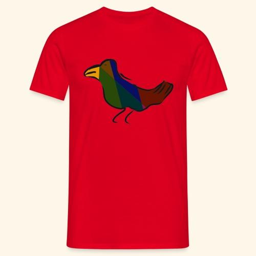 El birdo - Mannen T-shirt