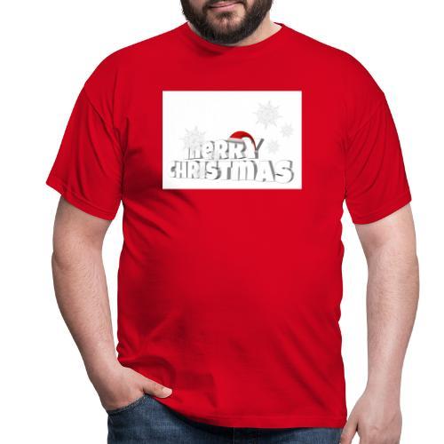 Marry Christmas! - Männer T-Shirt