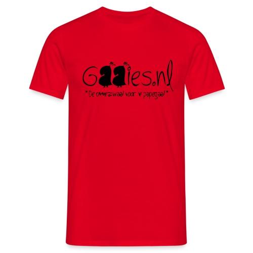 gaaies - Mannen T-shirt