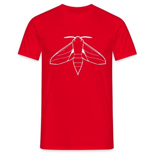 Groot avondrood - Mannen T-shirt