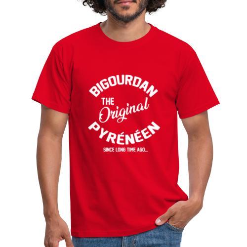BIGOURDAN - T-shirt Homme