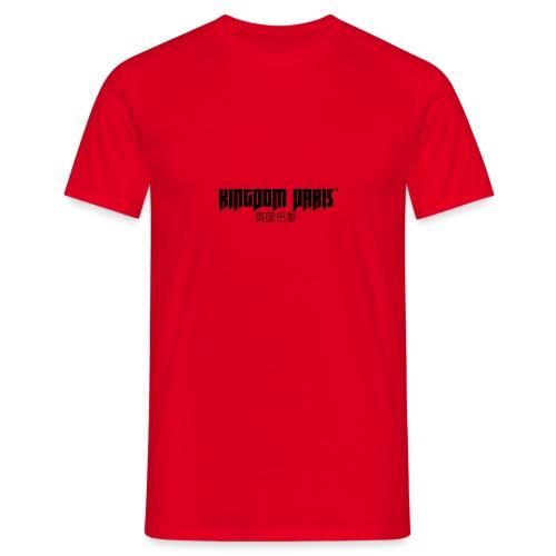 Logo_1 - T-shirt Homme
