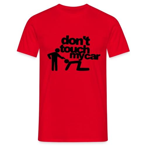 für Auto Liebhaber unter uns - Männer T-Shirt