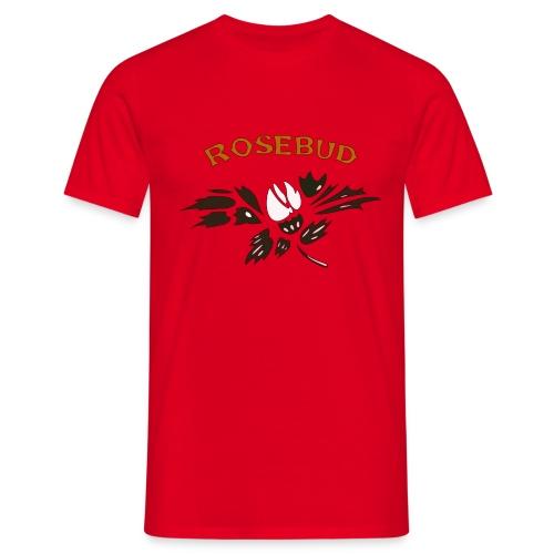 rosebud - Männer T-Shirt