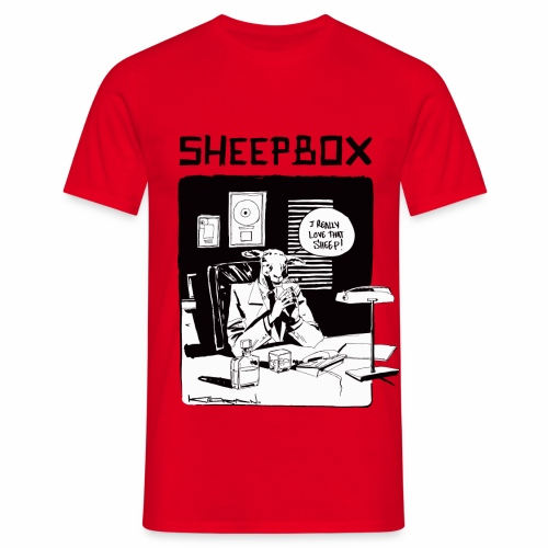 I like that sheep! - T-shirt Homme