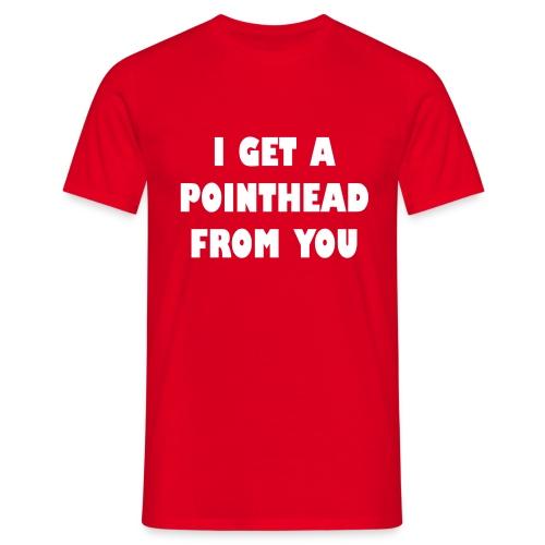 punthoofd - Mannen T-shirt