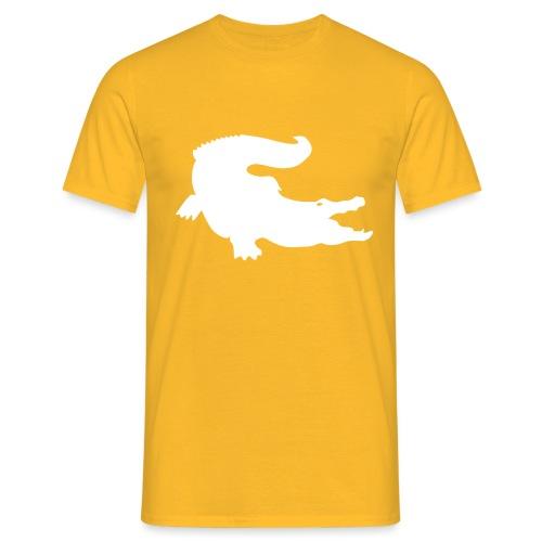 Metal Gear Online - Crocodile Rank - Maglietta da uomo