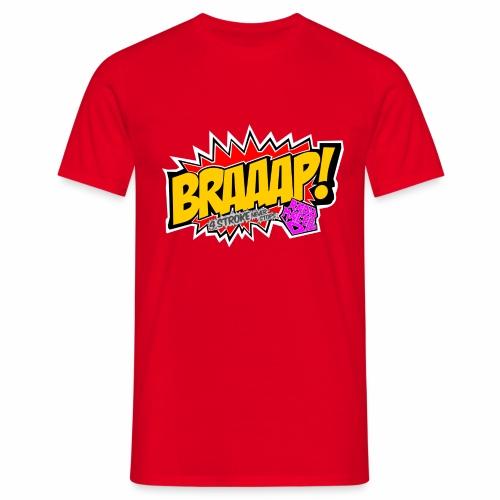 BRAP - Maglietta da uomo