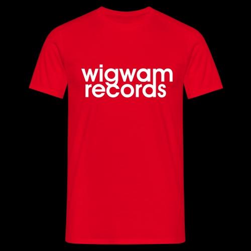 LOGO wigwam - T-shirt Homme