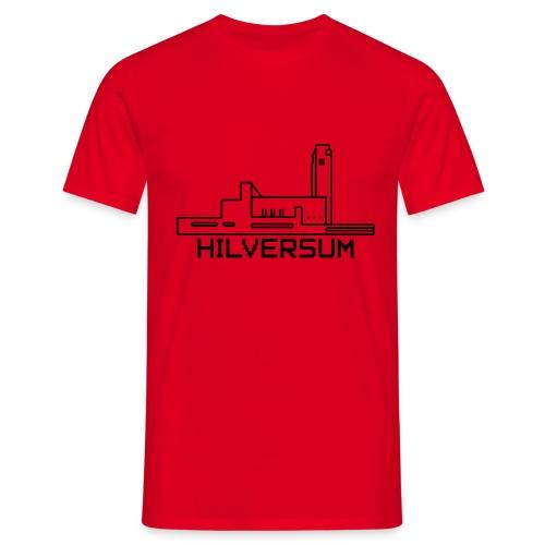 PIXEL Hilversum gemeentev2 - Mannen T-shirt