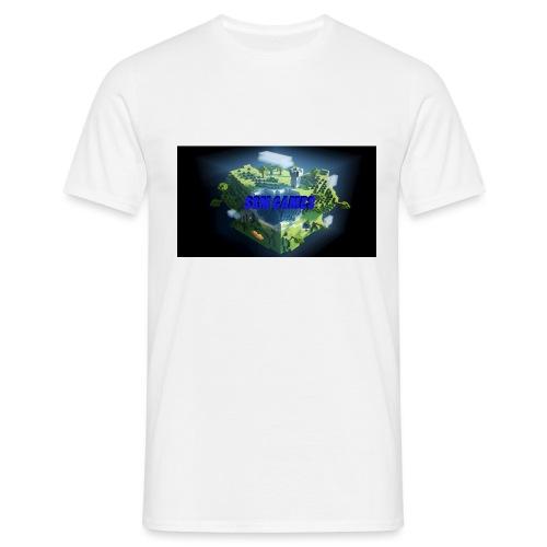 T-shirt SBM games - Mannen T-shirt